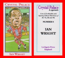 Crystal Palace Ian Wright England